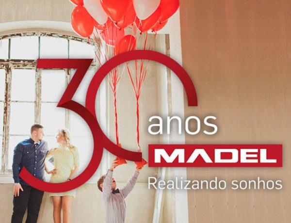 Madel 30 Anos de História!