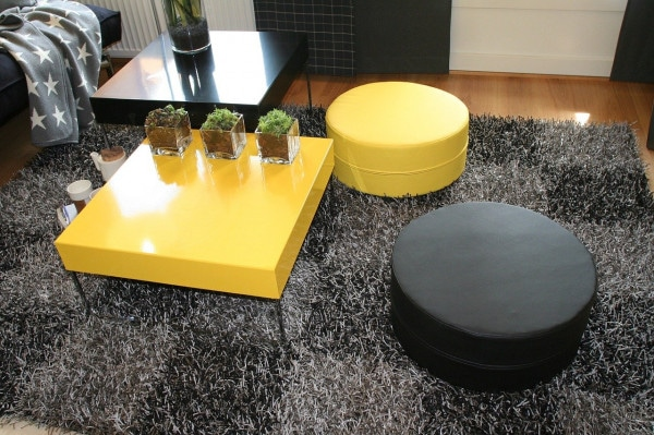 Decoração Cinza e Amarelo — Inspirações para sua casa