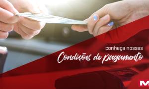 Condições de Pagamento – MADEL