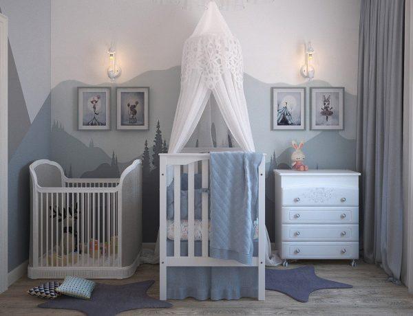 Como Escolher Porta para Quarto de Bebê?