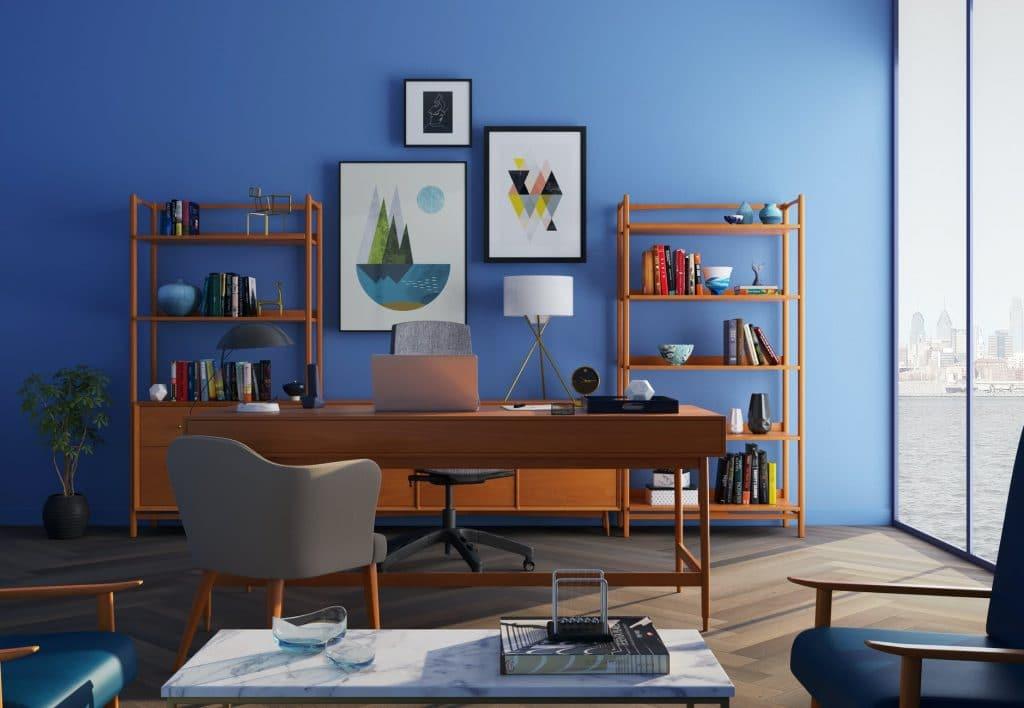 piso e decoração