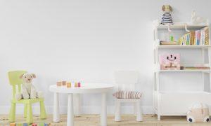 Crianças em Casa — Como Criar um Espaço de Brincar