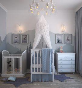 Decorar Quarto de Bebê — Ideias Incríveis para um Ambiente Seguro e Aconchegante